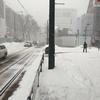『札幌に着きました。』