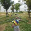 春の東伏見公園