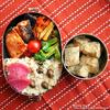 #722 鮭の味噌漬け焼き弁当