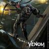 【ヴェノム】ムービー・マスターピース『ヴェノム』1/6 可動フィギュア【ホットトイズ】より2022年5月発売予定♪