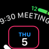 Apple Watchの曜日を英語表記にする方法