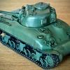 ドラゴン シャーマン・タンク M4A1