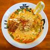 期間限定の「辛肉坦々麺」(麺者風天 小針店)