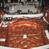 50系RAV4の防音デッドニング施工・フロア~ラゲッジ