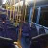 バスでぽつんと1人