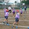 4年生 ベースボール型ゲーム(11月8日)