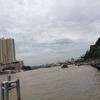 バンコク在住ジェニファー。チャオプラヤ川 観光案内の勉強をしに行く。