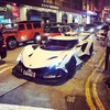 アポロ インテンサ・エモツィオーネが香港を走行