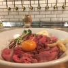 【浜松町・大門エリアのオススメランチ】肉好き大満足!牛肉が200gも乗っかった、ローストビーフ丼 が790円て激安!!【ぎゅうたんさんぽ】