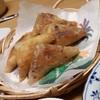 サモサはパリッパリ、水晶鶏はツルンツルン