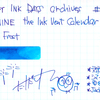 #0923 DIAMINE the Ink Vent Calender Jack Frost