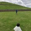 子供とNorthala Fields〜丘がある公園〜
