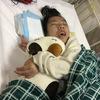 嘔吐、吐血入院1ヶ月目【呑気症】経過まとめと11月18日の日記