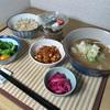 7/3  麺無しラーメン、玄米、セブンもずく春雨 @減量めし