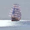 光が織りなす偶然と必然 帆船「日本丸」ペーパーモデルアートその14