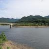 新緑の錦秋湖(岩手県和賀郡西和賀町)