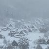 白川郷はやっぱり雪景色が似合う