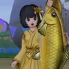 所持中のキングサイズ魚(DQ10)