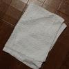 バスタオルマットからタダのタオルに替えたら、良い結果になりました。