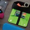 小物と分けて収納できるペンケース「クルマーレ」