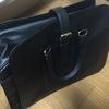 リーズナブルで高品質な森田鞄! 馬革ボストンバッグ黒を購入したのでレポートします!