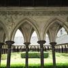 【Day8】(3)モンサンミッシェル修道院内にある有名な回廊のちょっと違ったオススメの楽しみ方