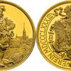 オーストリア1883年5ダカットシューティングクラブ創立記念メダル