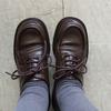 プラダの靴
