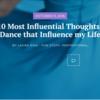 人生に影響を与えたダンスの最も影響力のある10の言葉