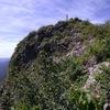 富良野西岳にドローンかついで登ってきた