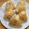切り餅と炊飯器で簡単ちまき風海鮮中華おこわの作り方。
