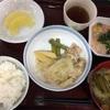 デイサービスの昼さがり〜!
