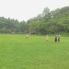 久々の運動公園!