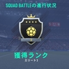 FIFA19 Squadモード、エリート3でゴール!