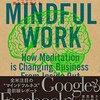 デイヴィッド・ゲレス『マインドフル・ワーク 「瞑想の脳科学」があなたの働き方を変える』