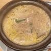 谷口食堂で鍋焼きラーメン(高知県・蓮池町通)