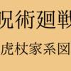 【呪術廻戦】虎杖家の家系図・家族構成まとめ|虎杖の母は偽夏油(加茂憲倫・羂索)?【考察】