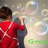 西宮の美容室Green 2017年アート