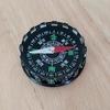 時計のメンテに方位磁針(磁石)