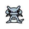 ウルトラネクロズマ(ポケモン)の色のぷちゴン|ぷちゴン