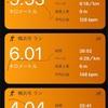 6km閾値、走力復活への道③
