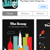 【旅行】ニューヨーク観光必携アプリ!NYTのThe Scoopが超秀逸