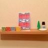 【今月のトイレの小棚】小さな空間でインテリアを楽しむ工夫