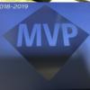 Microsoft MVP を受賞しました (2ヶ月前)
