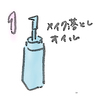 Washing your face and keep clean the room is having the similar characteristics 肌をきれいにすることと部屋を清潔に整えることは似ている