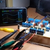 A級バランスHPアンプ製作(製作編5)
