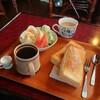 【バン】横川駅近くの喫茶店(西区横川町)