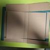 ジャンクジャーナルを段ボールから作ってみました