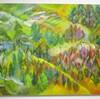 千葉市民ギャラリー・いなげの堀由樹子展「空と森と、」を見る