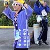 神戸マラソンの応援に行きました